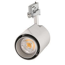 Interlight LED Stromschienenstrahler Colourdrop silber 38W 36° 4000K CRI>90