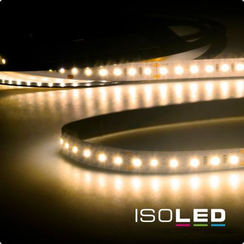 Isoled LED CRI927 CC-Flexband, 24V, 12W, IP20, warmweiß, 15m Rolle