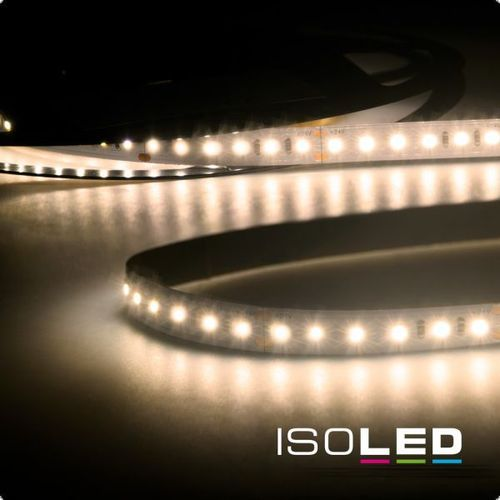 Isoled LED CRI930 CC-Flexband, 24V, 12W, IP20, warmweiß, 15m Rolle