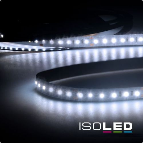 Isoled LED CRI965 CC-Flexband, 24V, 12W, IP20, kaltweiß, 15m Rolle