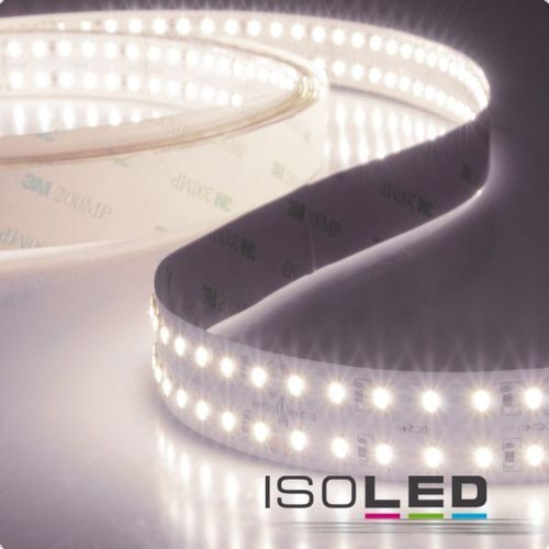 Isoled LED CRI940-Flexband, 24V, 24W, zweireihig IP20, neutralweiß