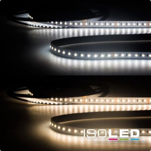 Isoled LED CRI930/960-Flexband, 24V, 20W, IP20, weißdynamisch