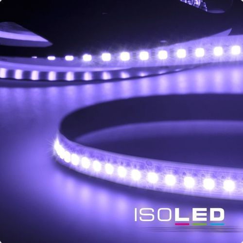 Isoled LED CRI HighPower RGB-Flexband, 24V, 28,8W, IP20