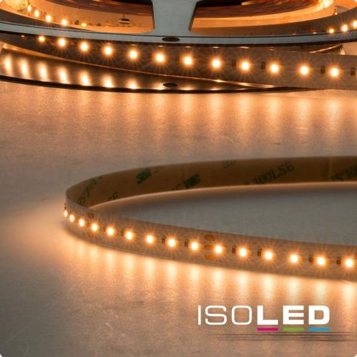 Isoled LED CRI923/950-Flexband, 24V, 20W, IP20, weißdynamisch
