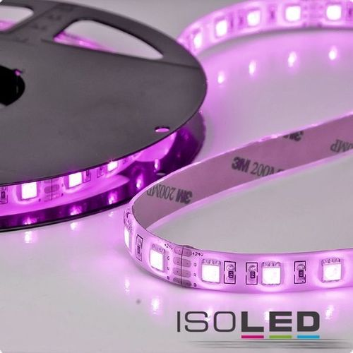 Isoled LED HEQ-RGB-Flexband, 24V, 14,4W, IP66