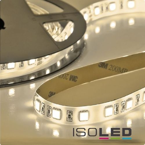 Isoled LED HEQ830-Flexband, 24V, 14,4W, IP66, warmweiß