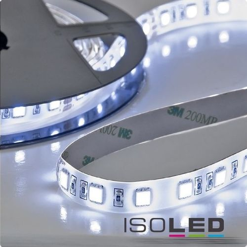 Isoled LED HEQ852-Flexband, 24V, 14,4W, IP66, kaltweiß
