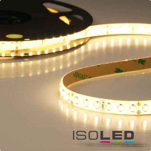 Isoled LED HEQ827-Flexband, 24V, 10W, IP66, warmweiß