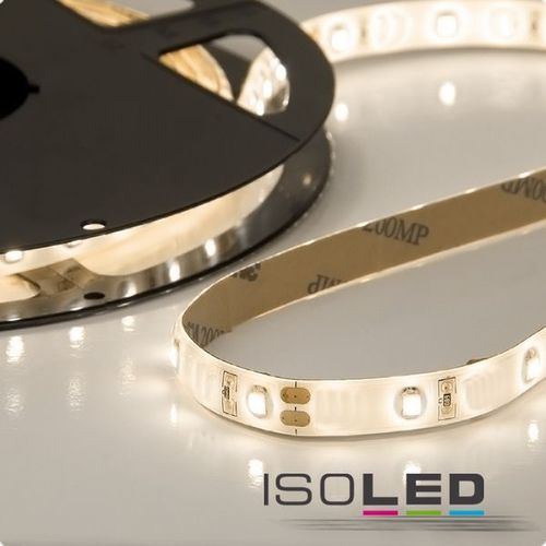 Isoled LED HEQ827-Flexband, 24V, 4,8W, IP66, warmweiß