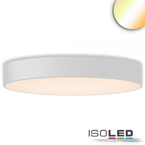 Isoled LED Deckenleuchte, DM 100cm, weiß, 145W, ColorSwitch 3000|3500|4000K, dimmbar