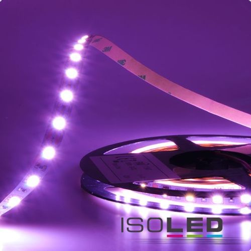 Isoled LED SIL-RGB-Flexband, 24V, 14,4W, IP20