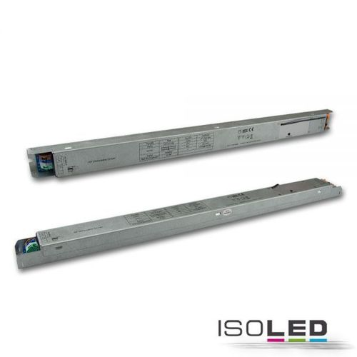 Isoled Sys-One Trafo 24V/DC, 0-75W, IP20, weissdyn., Push/Sys-One-FB dimmbar